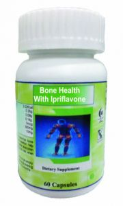 Hawaiian Herbal Bone Health With Ipriflavone Capsule
