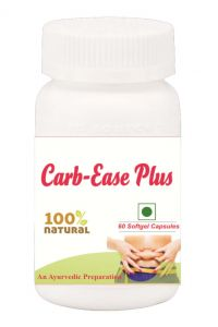Hawaiian Herbal Carb-ease Plus Softgel Capsule 60 Softgels