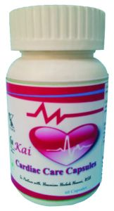 Hawaiian Herbal Cardiac Care Capsule