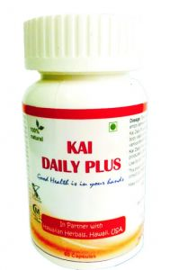 Hawaiian Herbal Daily Plus Capsule