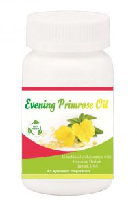 Hawaiian Herbal Evening Primrose Oil Softgel Capsule 60 Softgels