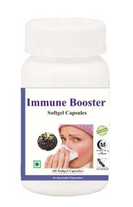 Hawaiian Herbal Immune Booster Softgel Capsule 60 Softgels