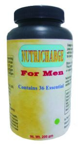 Hawaiian Herbal Nutricharge For Men Powder