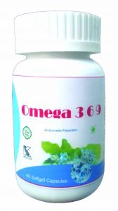 Hawaiian Herbal Omega 3 6 9 Softgel Capsule 60 Softgels