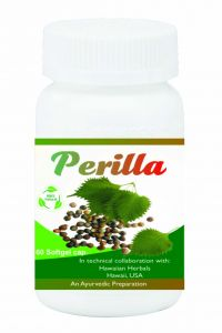 Hawaiian Herbal Perilla Softgel Capsule 60 Softgel