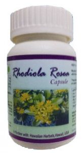 Hawaiian Herbal Rhodiola Rosea Capsule