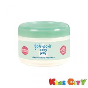Johnsons Baby Jelly 250ml - Aloe Vera & Vitamin E