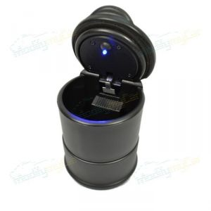 New Car Blue LED Ash Tray Excellent Quality Must For Every Car