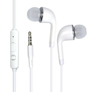 Mobile Handsfree - Buy 1 Get 1 Stereo Headset Earphone With Mic For Apple iPhone