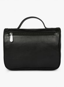Jl Collections Black Leather Document Holder (product Code - Jl_dh_01)