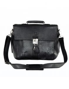 Jl Collections Leather Laptop Executive Messenger Bag (code - Jl_eb_3480)