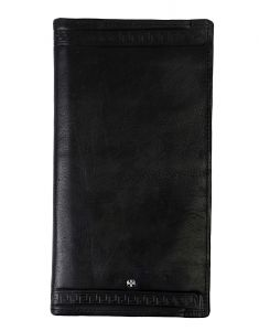 Jl Collections 8 Card Slots Black Men