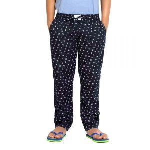 Kick Start Boy's Cotton Star Print Pyjama KSP0006