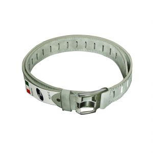 Lee Topper Mens Grey Stylish Fashionable Formal Belt