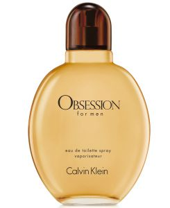 Calvin Klein Obsession Eau De Toilette Spray For Men 125ml/4.2oz