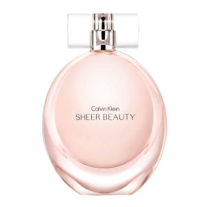 CALVIN KLEIN Sheer Beauty Eau De Toilette For Women 100 Ml / 3.4 Oz (Unboxed)