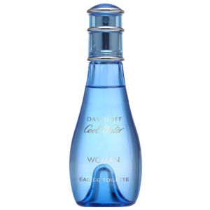 Davidoff Cool Water Eau De Toilette Spray For Women, 100ml/3.4oz Unboxed