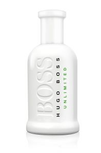 HUGO BOSS  Boss Bottled Unlimited Eau De Toilette Spray  Size 100ml/3.3oz ( Unboxed )