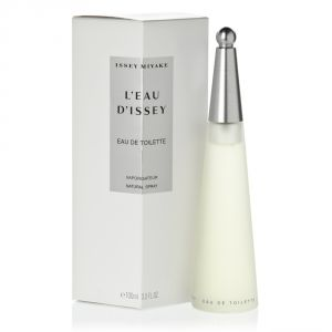 Issey Miyake L'Eau D'Issey Femme Perfume Spray For Women 100ml/3.4oz ( Unboxed )