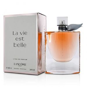Lancome La Vie Est Belle LEau De Parfum Spray FOR WOMEN 100ml/3.4oz ( Sealed Packed With Boxed )