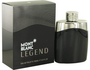 MON BLANC LEGEND EDT FOR MEN  100ml/3.4oz (Sealed Packed With Boxed )