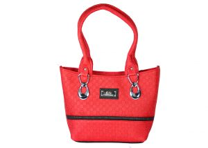 SPERO Women's Stylish Zip Lock Casual Red Handbag (Code - 30 Hb)