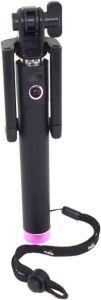 Shrih Mini Extendable Handheld Selfie Stick