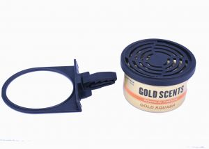 American Breeze Gold Scents Car / Air Freshener / Perfume
