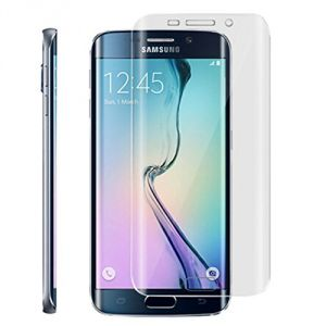 Un-Tech  Samsung Galaxy S7 Edge Tempered Glass Screen Protector With Installation Kit With Installation Kit