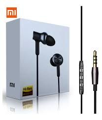 Panasonic,Creative,Quantum,Xiaomi,Canon Mobile Phones, Tablets - Xiomi Piston 5 In-ear Earphone Pro High Extra Bass With Mic Volume Control Piston Hybrid