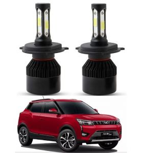 Trigcars Mahindra-xuv300 LED Headlight Nighteye Light Set Of 2