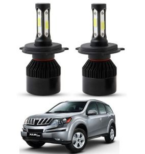 Trigcars Mahindra Xuv 500 LED Headlight Nighteye Light Set Of 2