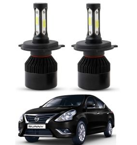 Trigcars Nissan Sunny LED Headlight Nighteye Light Set Of 2