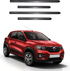 Side beading for cars - Trigcars Renault Kwid Car Side Beading