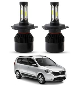Trigcars Renault Lodgy LED Headlight Nighteye Light Set Of 2
