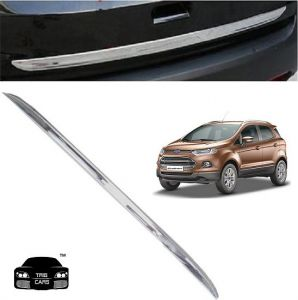 Car Accessories - Trigcars Ford EcoSport Car Chrome Dicky Garnish