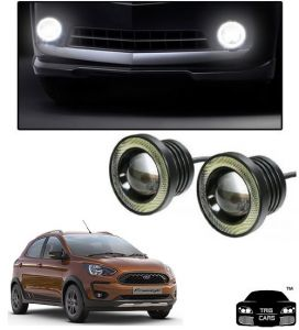 Trigcars Ford Freestyle Car High Power Fog Light With Angel Eye