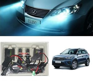 Headlights and bulbs - Trigcars Hyundai Creta Car HID Light