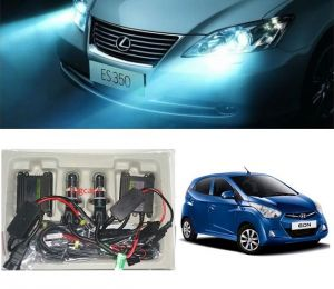 Car Accessories - Trigcars Hyundai Eon Car HID Light