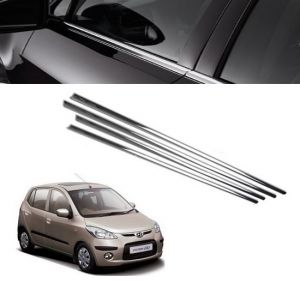 Trigcars Hyundai I10 Active Car Window Lower Garnish