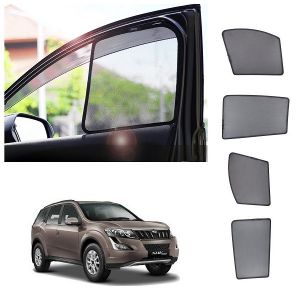Trigcars Mahindra Xuv 500 Old Car Half Sunshade