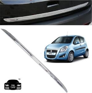 Chrome beading for cars - Trigcars Maruti Suzuki Ritz New Car Chrome Dicky Garnish
