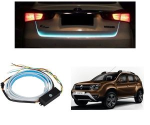 Trigcars Renault Duster Car Dicky LED Light Car Bluetooth
