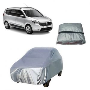 Body covers for cars - Trigcars Renault Lodgy Car Cover Silver