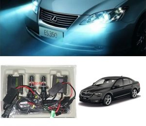 Car Accessories - Trigcars Skoda Octavia Car HID Light