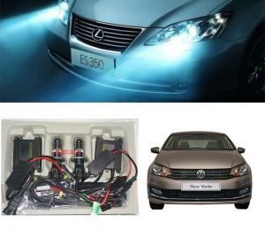 Car Accessories - Trigcars Volkswagen Vento Car HID Light