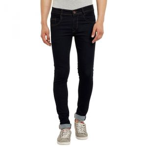 Jeans (Men's) - Waiverson Slim Fit Men's Black Jeans (Code - DP-DNM-BLK-1003)