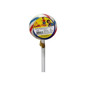 Toffee, Candy - Tom Joy Round Lollipop  Tasty Candy 10gm (80 Pieces in 1 Box)