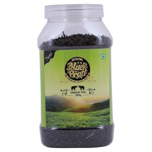 Tea, Coffee - Royal Black Pearl (Heritage Blend) Exotic Ranipukhuri Full Leaf Green Tea 300 gm