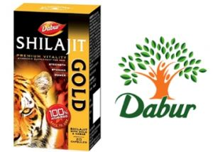 Dabur Shilajit For Vigour And Health - 30caps With 2 Bottle Oil
